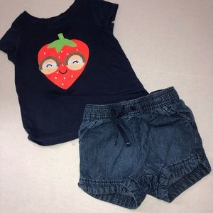Other - ✔️🎯Toddler girls outfit size 3T outfit *